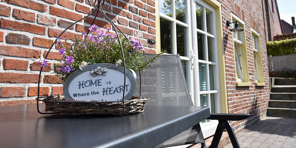 Ferienwohnung Seestern im Haus Hafenblick in Greetsiel
