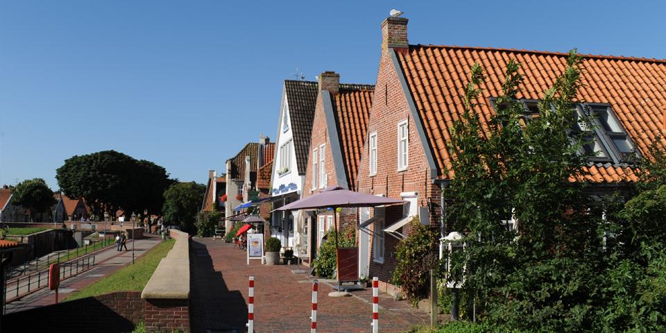 Haus Hafenblick in Greetsiel